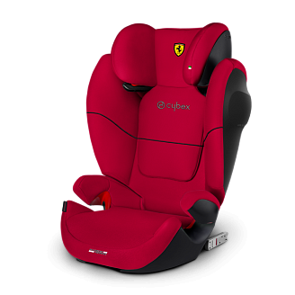 Solution M-Fix SL FE Ferrari Racing Red