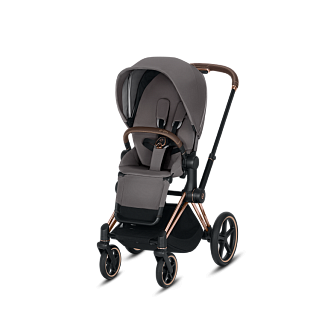 Набор Seat Pack Priam III Manhattan Grey