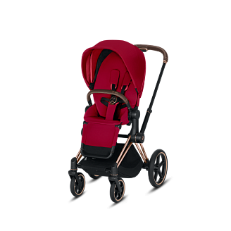 Набор Seat Pack Priam III True Red
