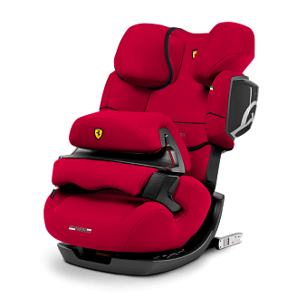 Pallas 2-Fix FE Ferrari Racing Red