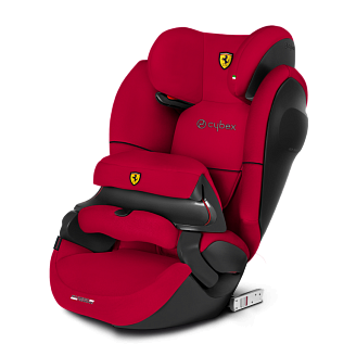 Pallas M-Fix SL FE Ferrari Racing Red