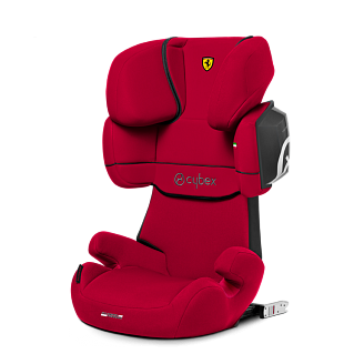 Solution X2-Fix FE Ferrari Racing Red